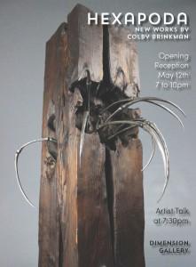 artist talk brinkman